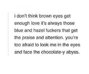 brown, brown eyes, and eyes image