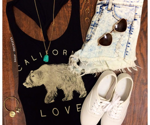 cute, outfit, and fashion image