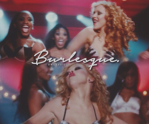 burlesque, christina aguilera, and edit image