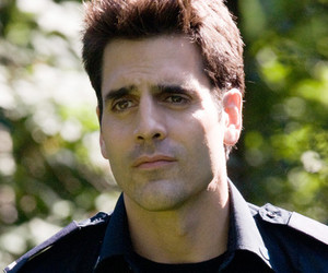 Sam, rookie blue, and ben bass image