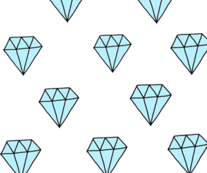 diamond, shine, and transparent image