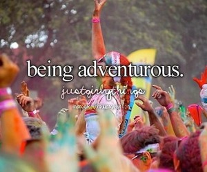 adventure, just girly things, and adventurous image