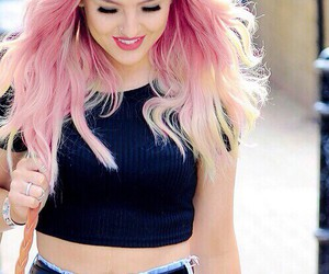 perrie edwards, little mix, and smile image