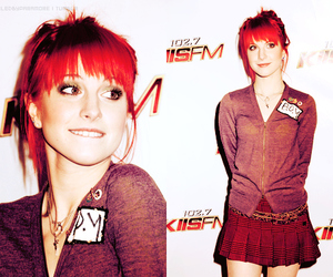 fashion, hayley williams, and Hot image