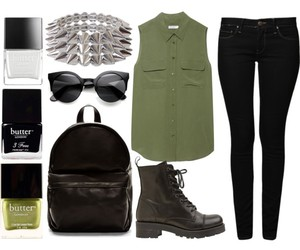accessories, backpack, and Polyvore image