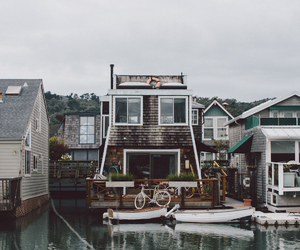 house, home, and boat image