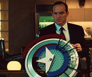 captain america, iron man 2, and shield image