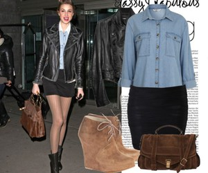 whitney port and Polyvore image