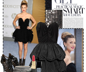 Polyvore and whitney port image