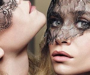ashley olsen, olsen twins, and lace image