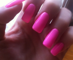 cool, cute, and nails image