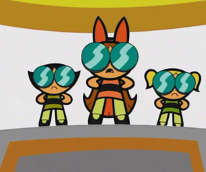cartoon network and the power puff girls image
