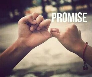 forever, hands, and promise image