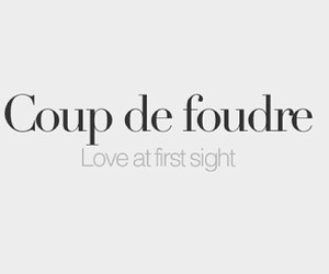 amour, hard, and coup de foudre image