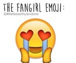 fangirl, one direction, and fandom image