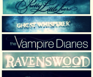 The Originals, ravenswood, and the vampire diaries image