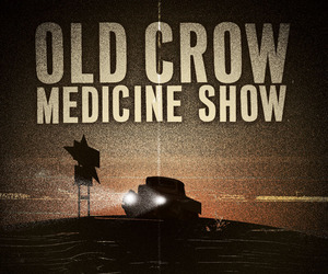band, folk, and old crow medicine show image