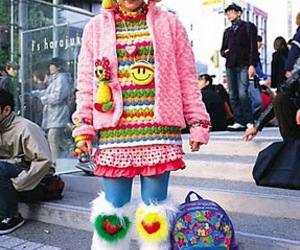 colorful, decora, and fashion image