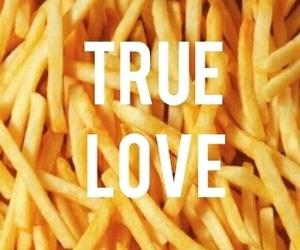 love, food, and potato image