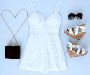 outfit, chic, and fashion image