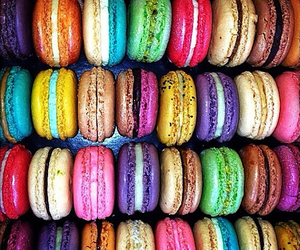 colorful and food image