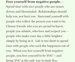 free, negative, and yourself image