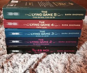 sara shepard, tlg, and the lying game image