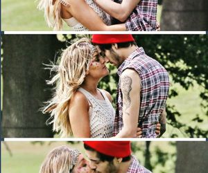 zerrie, love, and kiss image