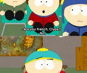 eric cartman, haha, and sex image