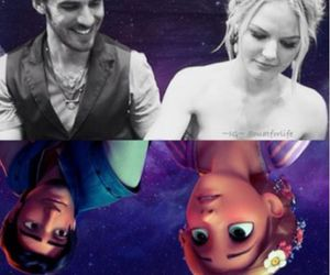 disney, once upon a time, and emma swan image
