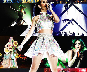 katy perry, prism, and prismatic world tour image