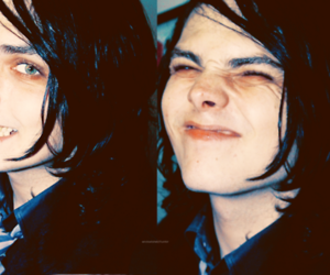 gerard way, my chemical romance, and cute image