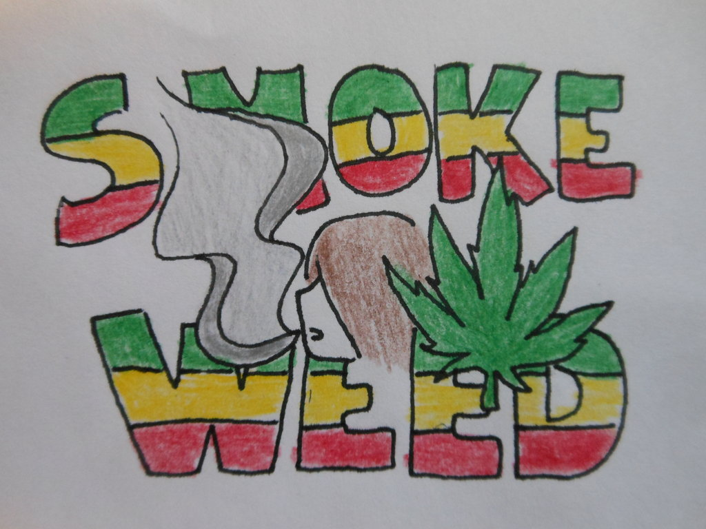 Smoke Weed Shared By Plover95 On We Heart It