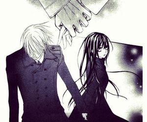 vampire knight, love, and manga image