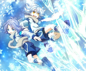 ice and inazuma eleven image