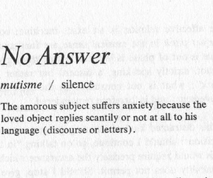 answer, dictionary, and language image