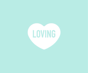 loving, love, and heart image