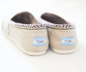 toms, shoes, and fashion image