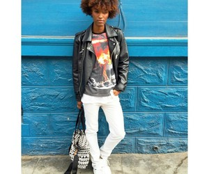 Afro, beauty, and street style image