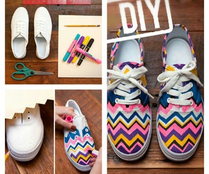 diy, shoes, and cool image