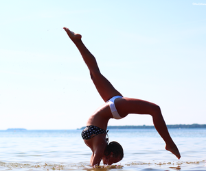 beach, flexible, and ebbalilliestrom image