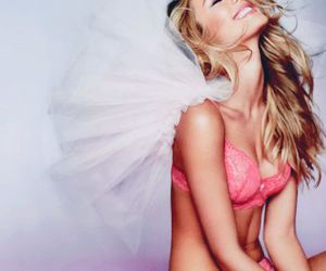 angel, victoria, and candice swanepoel image