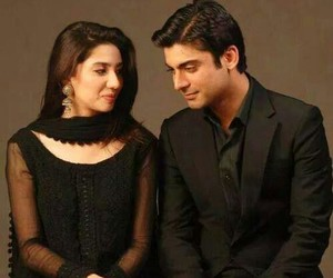 fawad and mahira image