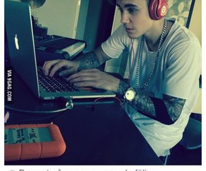 lol and justin bieber image