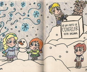 frozen, ideas, and wreck this journal image