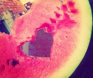 melon and summer image