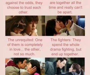 couples, diffrent, and kdrama image