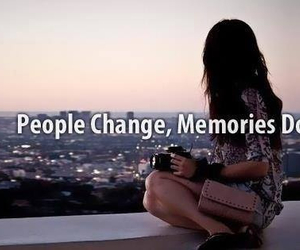 people, memories, and change image