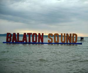 balaton, festival, and hungary image