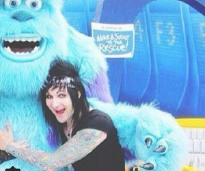 lol, sully, and wall disney image